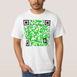 QR Coded My Perfection T-Shirt