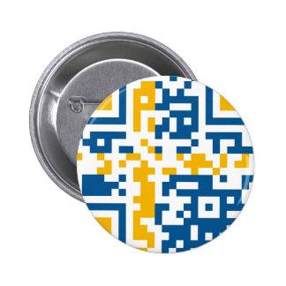 QR-Código-Sverige Pin
