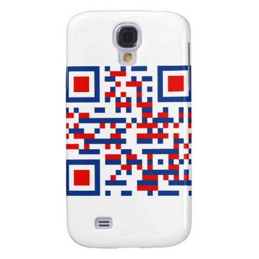 QR-Código-Unir-Estado-de-Son Funda Para Galaxy S4