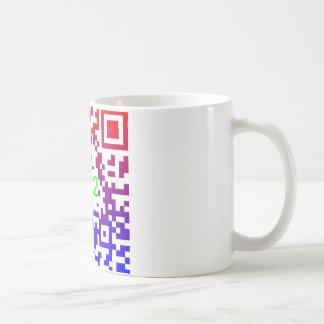 QR-NewYear2012 Coffee Mug