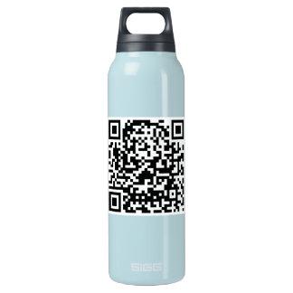 QR Skull Bottle