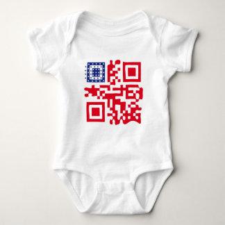 QR-USA BABY BODYSUIT