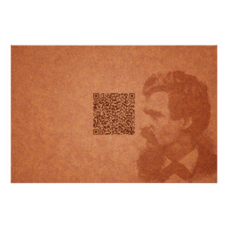 QR Wise Quote #4 Poster