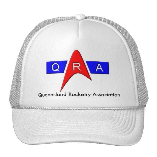 QRA official cap Trucker Hat