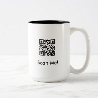QRCodexCo Mug Scan