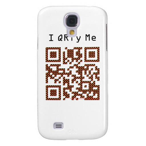 QRfy su uno mismo en IQRfy.me Funda Para Galaxy S4