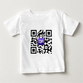 QRinator.com Custom QR coded accessories T Shirts