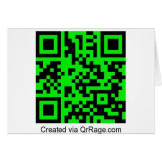 QrRage.com-Custom QR Code Generator Card