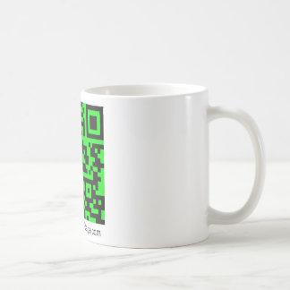 QrRage.com-Custom QR Code Generator Coffee Mug