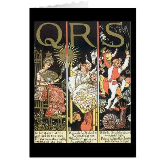QRS Absurd Card