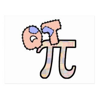 QT Pi Cutie Pi Post Cards