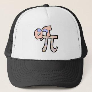 QT Pi Cutie Pi Trucker Hat