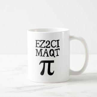 QT Pi  Cutie Pie Coffee Mug