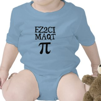 QT Pi Cutie Pie shirt
