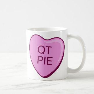 QT Pie Coffee Mug