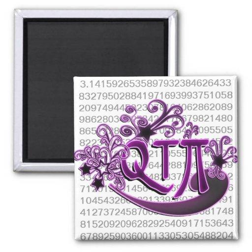 QTPi Phonetic Cutie Pie ie Pretty Girl Magnet