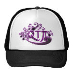 QTPi Phonetic Cutie Pie ie Pretty Girl Mesh Hats