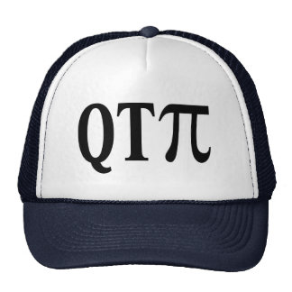 QTPi Trucker Hat