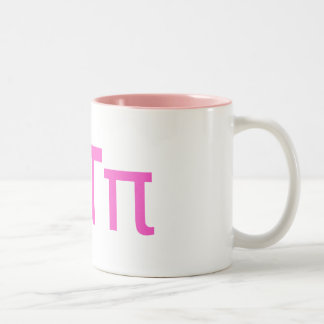 QTpi Two-Tone Coffee Mug