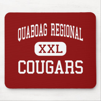 Quaboag Regional - Cougars - High - Warren Mouse Pads
