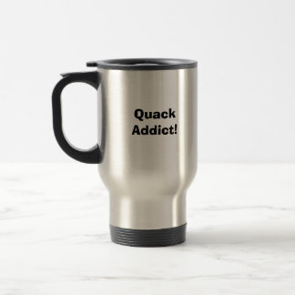 Quack Addict Commuter mug