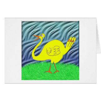 Quack!!!!!!!!!! Card