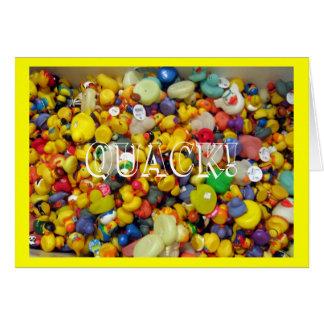 Quack Card