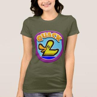 QUACK! Circle T-Shirt