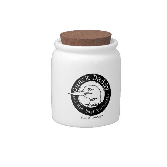 Quack Daddy Candy Jar