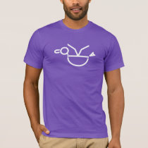 Quack Duck Puzzle T-Shirt