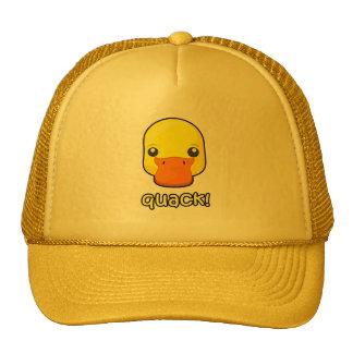 Quack! Duck Trucker Hat
