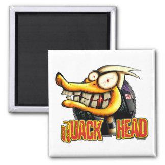 Quack Head Magnet