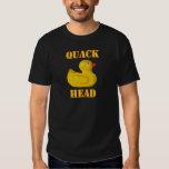 Quack Head T Shirt