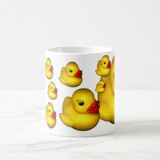 Quack!!! Classic White Coffee Mug