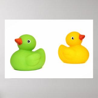 Quack! Quack! Print