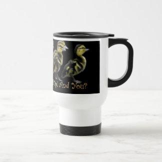 quacked babies mug