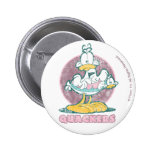 Quackers Button