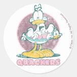 Quackers Stickers