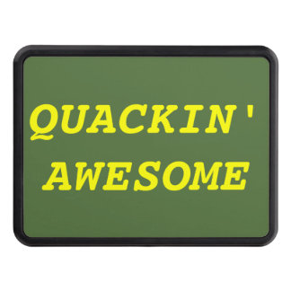 Quackin' Awesome Tow Hitch Covers