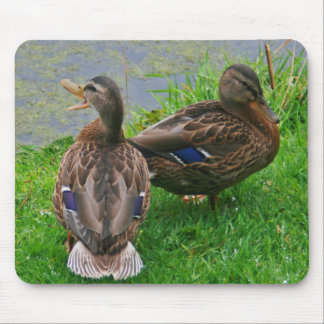 Quacking Duck Mouse Pad