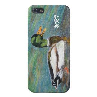 Quacking Mallard Duck Phone Case