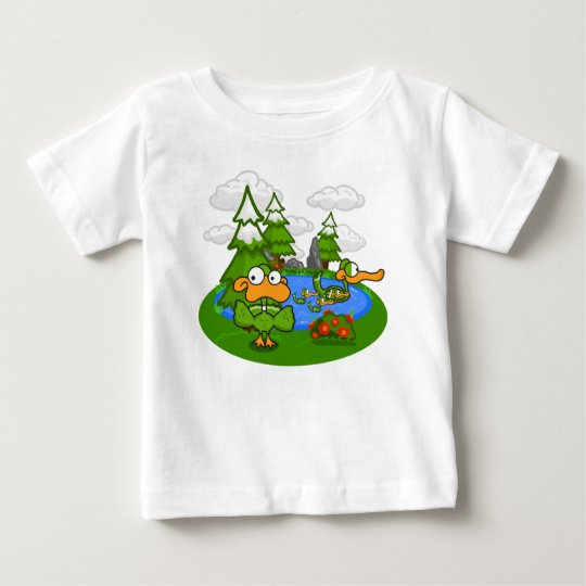 Quacking Time Baby T-Shirt