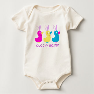 quacky Easter! Baby Bodysuit