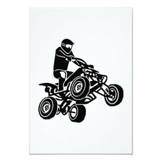 Quad ATV Card