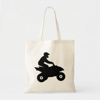 Quad ATV Tote Bag