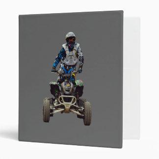 quad bike binder