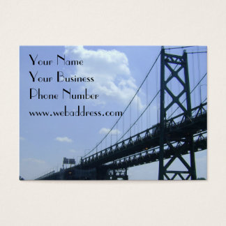 Quad Cities Business Card