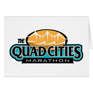Quad Cities Marathon Card