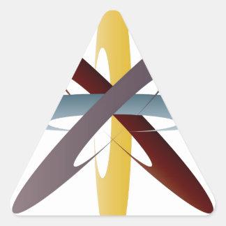 quad..coper.jpg triangle sticker