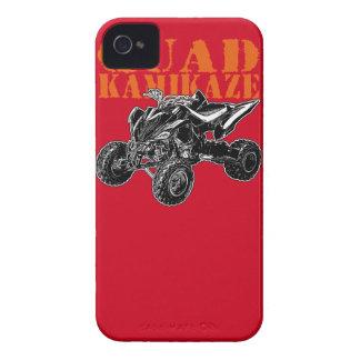 Quad Kamikaze iPhone 4 Cases